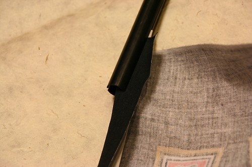 手ぬぐいサイズのタペストリー棒