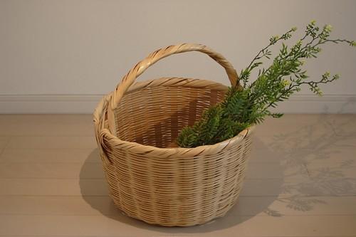グアテマラの竹かご