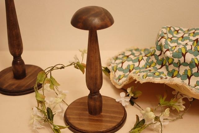 木製 ハットスタンド