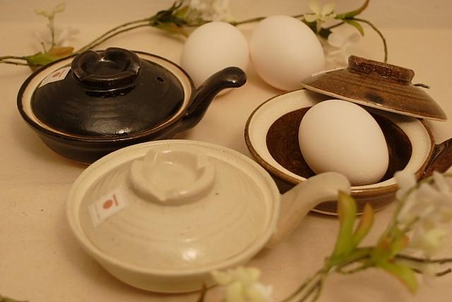 伊賀土目玉焼き鍋