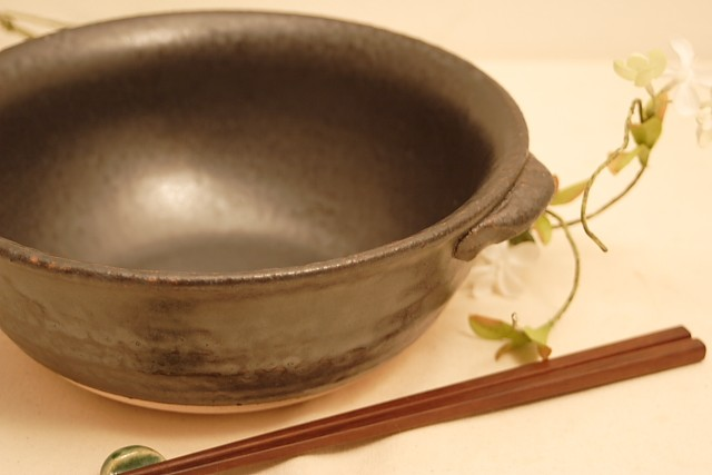 萬古焼き 耐熱ラーメン鍋