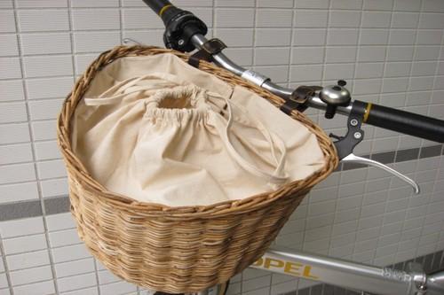 アラログ自転車バスケット