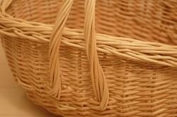 煮柳 手付きバスケット