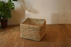 四角パームかご morocco