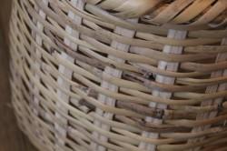 福島県 会津の竹かご
