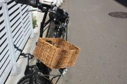 自転車バスケット