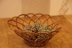 アラログ 丸型バスケット