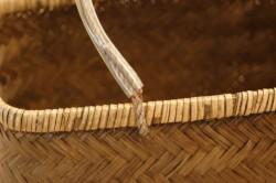 竹 市場かご