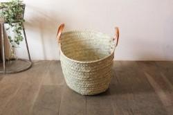ケニア産の水草のマルシェバスケット