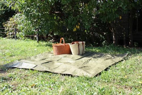 かご編み用ミリタリーガーデンマット
