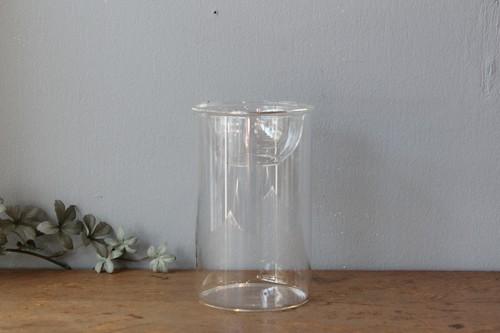 水栽培2wayガラスフラワーベース