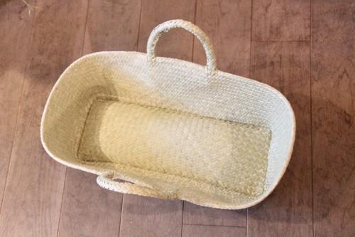 フルナ横長かごバッグ
