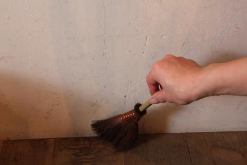 国産棕櫚箒。内子町で作られたシュロほうき