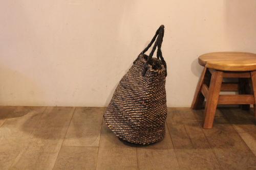 ケニア製 サイザルバナナかごバッグ